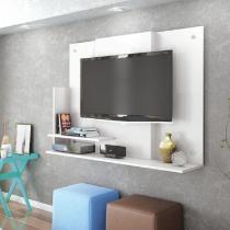 Painel Adapt para TV até 32 Polegadas Caemmun - Branco Fosco - Caemmun