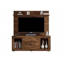 Painel com Rack Triunfo para TV de até 60 Polegadas - Caemmun - Jatobá - Caemmun