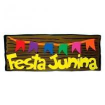 Painel Decorativo EVA Festa Junina - Festabox