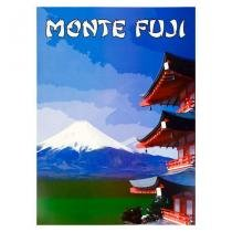 Painel Decorativo Monte Fuji - festabox
