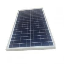 Painel Energia Solar Fotovoltaico Placa 10W - importado