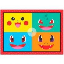 Painel para Decoração para Festa Pokémon Go Junco - festabox