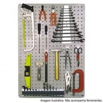 Painel para ferramentas em chapa perfurada - PM-P - Marcon