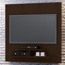 Painel para TV até 40 Polegadas 5019 JB Bechara Imbuia - JB Bechara