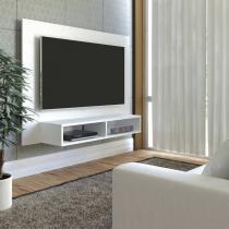 Painel para TV até 47 Polegadas com Nicho Flash Artely Branco - Artely