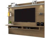 """Painel para TV até 65"""" Style 3 Prateleiras - Linea Brasil"""
