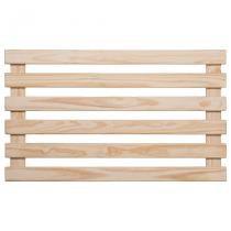 Painel - Treliça Ripada - Larga - 60 x 100 cm - Raiz autoirrigáveis
