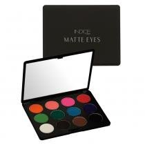 Paleta de Sombra Indice Tokyo - Matte Eyes -