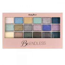 Paleta de Sombras Be Endless HB9927 - Ruby rose