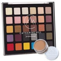 Paleta de Sombras Catharine Hill + Clown Adjuster Médio -