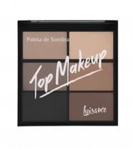 Paleta de Sombras Luisance Top Makeup Cor B -