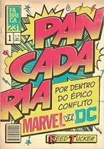 Pancadaria - Por dentro do épico conflito Marvel vs DC