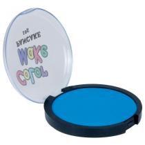 Pancake 10g  Collor Make - Azul - Festabox