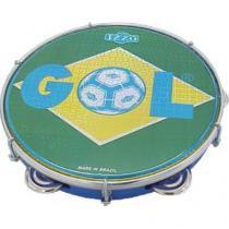 Pandeiro de 10 pele brasil gol izzo - Izzo