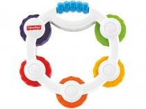 Pandeiro Infantil Fisher Price BLT37 - Mattel