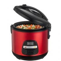 Panela de arroz 220v BD SUPERRICE-B2 - Black  Decker