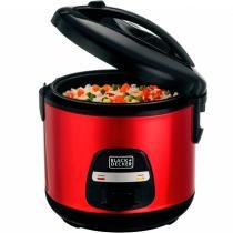 Panela de Arroz Elétrica BlackDecker Superrice 1 Litro - 220V - Black  Decker