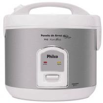 Panela Elétrica de Arroz Philco Visor Glass PH5 Branco 220V - Philco