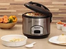 Panela Elétrica Mondial Cooker Premium PE-01 700W - 1,8L