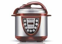 Panela Eletrônica de Pressão Pratic Cook 5L PE-12 - 110V - M - Mondial
