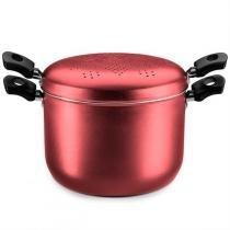 Panela Espagueteira Cereja Alumínio Antiaderente 8961 Mta -