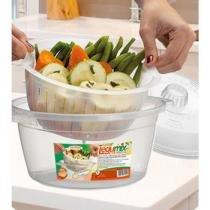 Panela para Cozinhar Legumes a Vapor NO Microondas - Legumix - Art house