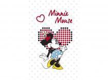 Pano de Copa Mickey e Minnie I 1 peça - Lepper -