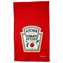Pano de Prato Ketchup - PASSAUMPANO