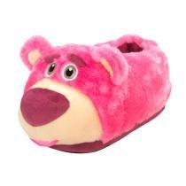 Pantufa Ricsen Disney de Pelúcia Urso Lotso Toy Story 3D 37/39 Rosa - Ricsen