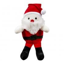 Papai Noel Plush Pequeno Vermelho - W.U. Pelúcias