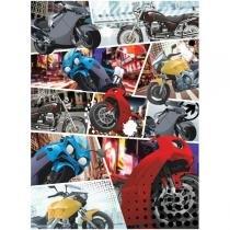 Papel Adesivo Motos Contact 10 Mts x 45 Cm Vulcan -