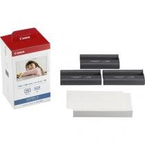 Papel Canon KP-108IN para Impressoras Canon Selphy (KP108IN INK/PAPER) -