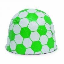 Papel Chumbo Futebol Verde c/300 - Cromus -