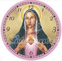 Papel Decoupage Relógio Grande Maria LDRG-09 - Litocart -