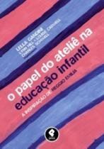 Papel Do Atelie Na Educacao Infantil, O - Penso - 1