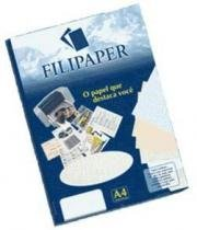 Papel Filicoat A4 30f 120g Branco 2063 Filiperson - 952727