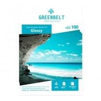 Papel Fotográfico A6 10x15 Glossy 260g 100 folhas - Greenbelt