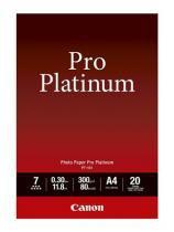 Papel Fotográfico Canon A4 Pro Platinum PT-101 -