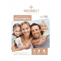 Papel Fotográfico Glossy Adesivo A3 115g Greenbelt 100 folhas -