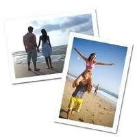 Papel fotográfico glossy brilhante microporoso 260g tamanho 10x15cm 20 fls - Inkfast