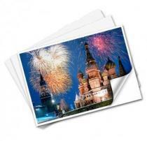 Papel Fotografico para Jato de Tinta Adesivo A4 135g -  20 Folhas - Joyce