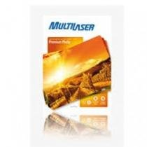 Papel Fotográfico Premium Photo Multilaser -