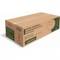 Papel Higiênico Indaial Intercalado Folha Simples - Cx. c/ 10.000 Unidades -