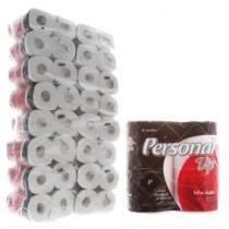 Papel higienico vip fl dupla c/64 rolos pvn44 - personal -