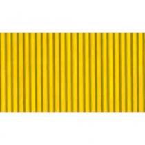 Papel Micro Ondulado 50x80cm Jandaia - Amarelo - Jandaia