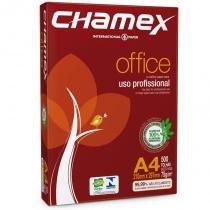 Papel sulfite A4 75g - 210x297 - com 500 folhas - Office - Chamex - International paper do brasil ltda.