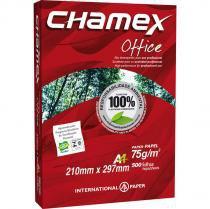 Papel Sulfite A4 Branco 500 Folhas Chamex -