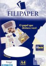 Papel Verge A4 30f 120g Br 1869 Filiperson - 952727