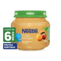 Papinha Nestlé Frutas Sortidas 115g -