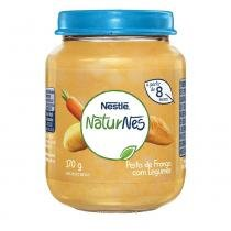 Papinha Nestlé Peito de Frango com Legumes 170g -